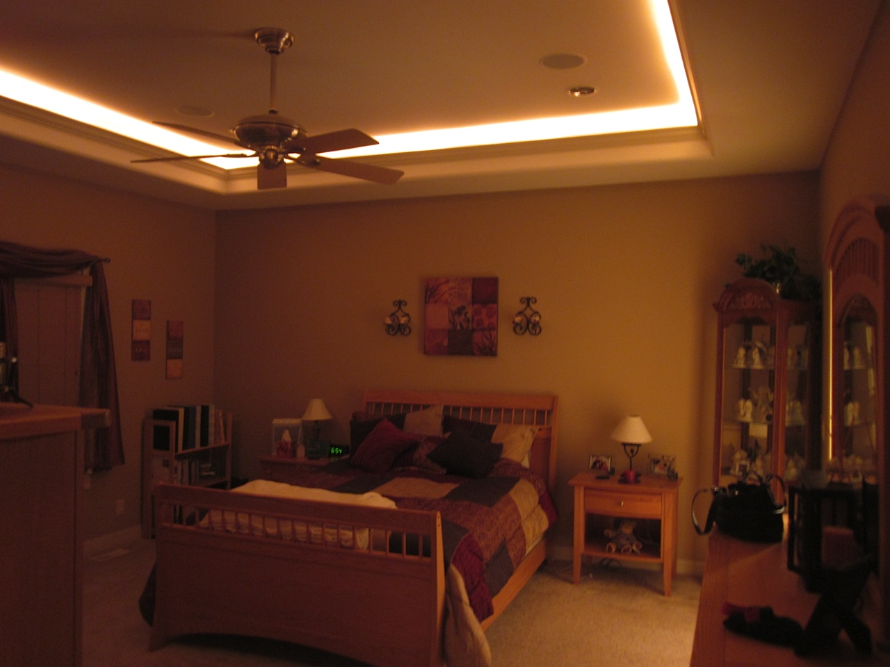 mood lighting bedroom keep the bright with mood lighting electrician 12655